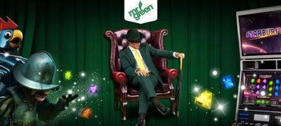Hurjia käteispotteja ja ilmaiskierroksia viikon peliin Mr Greenillä!