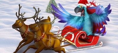 Rutkasti ilmaiskieppejä ja huipputeknologiaa tarjolla Karamban joulukampanjassa!
