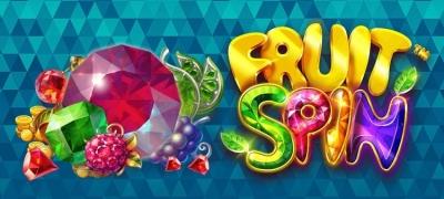 Nappaa tavallisia ja jopa 2€-arvoisia Fruit Spin -kierroksia viikonlopulle kahdelta kasinolta!