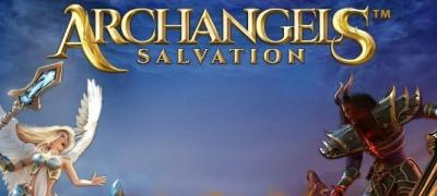 Hyödynnä viimeinen tilaisuus napata Archangels: Salvation -ilmaiskierrokset!