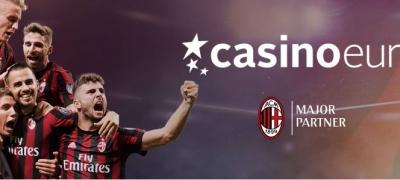 Futishuumaa Casinoeurolla - Voita ainutlaatuinen AC Milan VIP-elämysmatka!