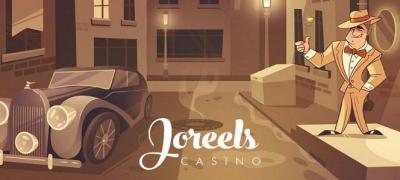 Voita megaspinnejä ja käteistä Joreelsin Festive Race -kampanjasta!