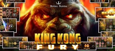 Pelaa apinan raivolla Royal Pandan kuninkaallisilla ilmaiskierroksilla - Lunasta spinnit nyt!