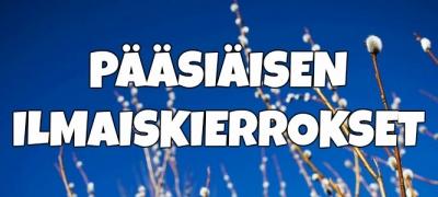 Spinnirikasta pääsiäistä - Lunasta pääsiäisen hurjimmat ilmaiskierrostarjoukset!