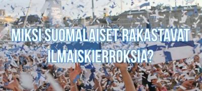 Miksi suomalaiset pelaajat rakastavat ilmaiskieppejä?