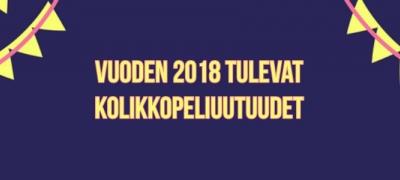 Mielenkiintoisimmat uudet slotit – Tutustu vuoden 2018 tuleviin kolikkopeleihin!