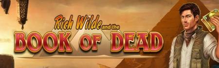 Seikkailu Egyptissä kutsuu vain tänään – Nappaa 200 spinniä Book of Deadiin Euroslotsilta!