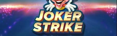 Lähde Mr Greenille testaamaan Joker Strike -uutuuspeliä 100 ilmaisspinnillä!