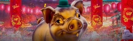 Rajattomia ilmaiskierroksia ja muita kiinalaisen uudenvuoden antimia Mr Greenillä!