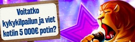 Näytä taitosi Suomiautomaatilla - Jaossa käteistä ja ilmaiskierroksia!