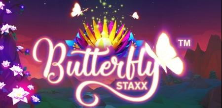 NetEntin uutuuspeli Butterfly Staxx on täällä - nappaa spinnit talteen!